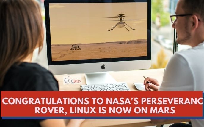 Congratulations to NASA's Perseverance Rover, Linux Is Now On Mars