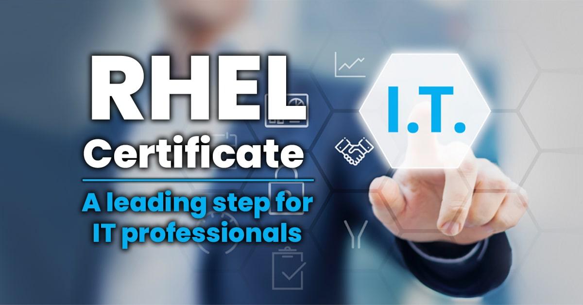 RHEL 8 certification in Chandigarh